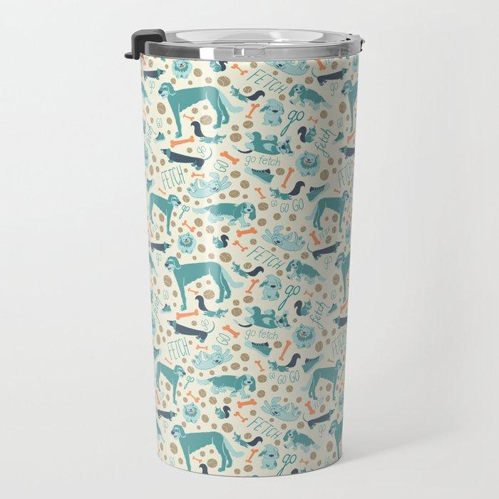 Park Dogs Travel Mug