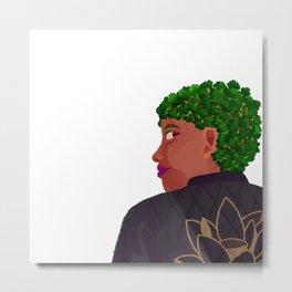 broccoli Metal Print