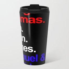 Dissidents Metal Travel Mug