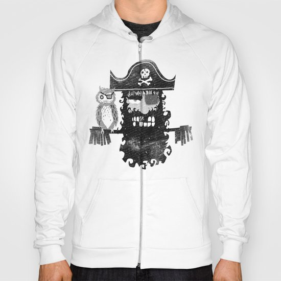 Trendy Pirate  Hoody