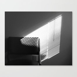 BW15 Light Canvas Print