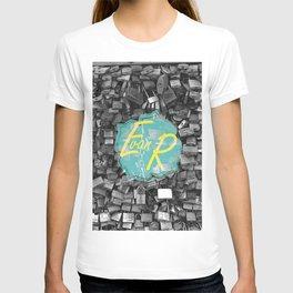 Evan Rivas Design Locks T-shirt