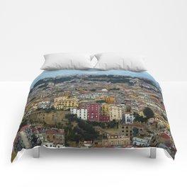 Napoli view Comforters