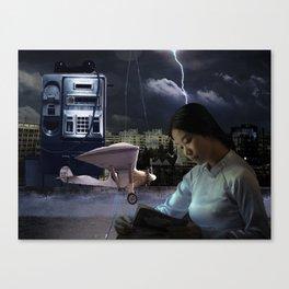 Night Matters Canvas Print