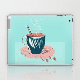 coffee with love Laptop & iPad Skin