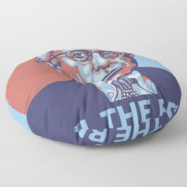 Feel the Bern Floor Pillow