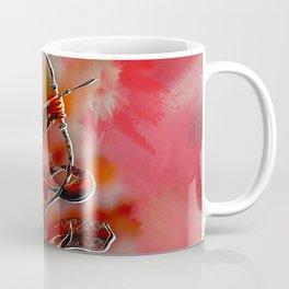 Red Hunter Coffee Mug