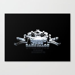 design your band image Canvas Print