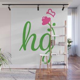 HG Sisterhood Logo Wall Mural
