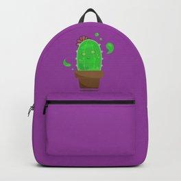 Ectplasmic Cactus Backpack