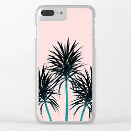 Palm Trees - Cali Summer Vibes #1 #decor #art #society6 Clear iPhone Case