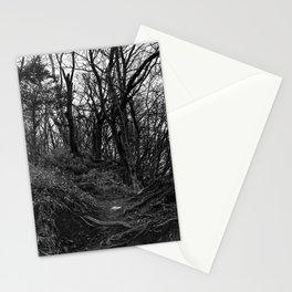 Scary Nikko 001 Stationery Cards
