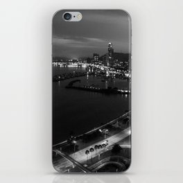 Panama City Sin Colores iPhone Skin
