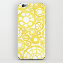 #46. FEIFEI - Gears iPhone Skin