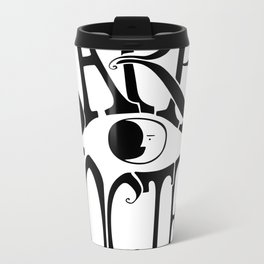 Carpe Noctem Metal Travel Mug