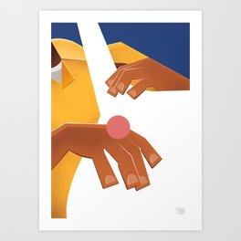 Charles Mingus Art Print
