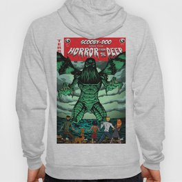 Horror From The Deep! Hoody