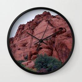 Snow Canyon - Ivins, Utah Wall Clock
