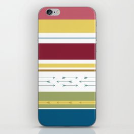 Arrows & Colours I iPhone Skin