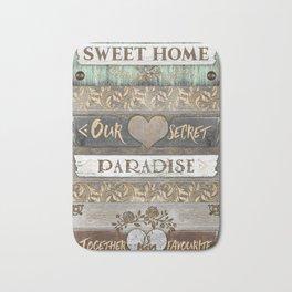 Sweet Paradise Series Bath Mat