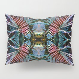 Scorpion Fish Mandala Pillow Sham