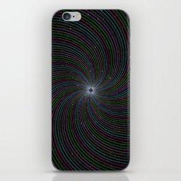 Interstellar Threads iPhone Skin