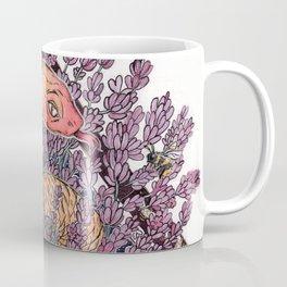 Snakes & Lavender Coffee Mug
