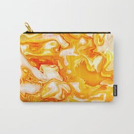 Marbled VIII Carry-All Pouch