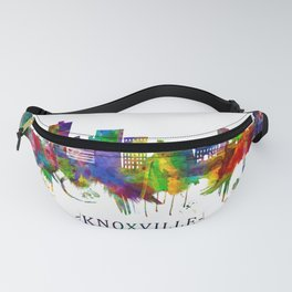 Knoxville Tennessee Skyline Fanny Pack