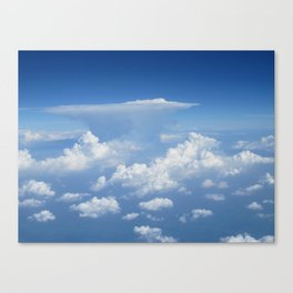 Storm Cloud Canvas Print