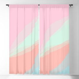 Flowy Blackout Curtain
