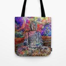Astral Budha Tote Bag