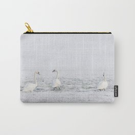 winter #society6 #decor #buyart Carry-All Pouch