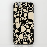 mosaic iPhone & iPod Skins featuring Mosaic by Glanoramay
