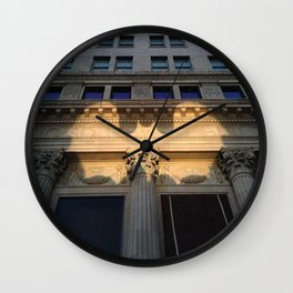 PSWB Batty Wall Clock