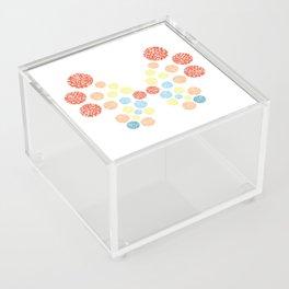 Vivillon Ocean Form Acrylic Box