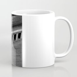 Black, White, & the Blues Coffee Mug