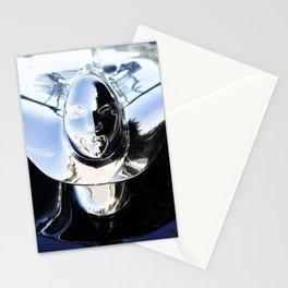 1941 Cadillac Hood Ornament Stationery Cards