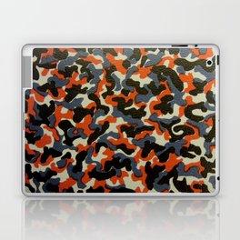 Berlin U-Bahn/S-Bahn Seat Cover Camouflage Pattern Laptop & iPad Skin