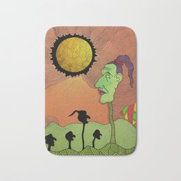 Fake Shaman Bath Mat