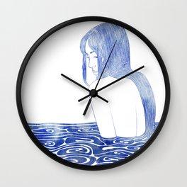 Nereid XL Wall Clock