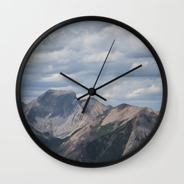Kananaskis Wall Clock