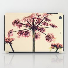 Cow Parsley iPad Case