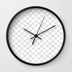 Pencil Ogee Wall Clock