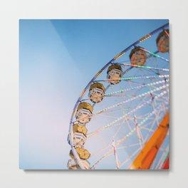 Ferris Wheel 5 Metal Print