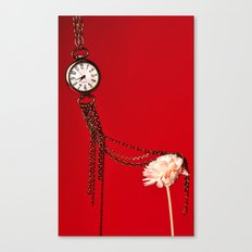 Mother Nature, Father Time Canvas Print