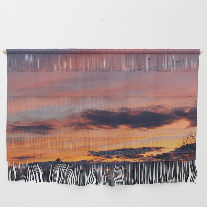 Twilight Wall Hanging