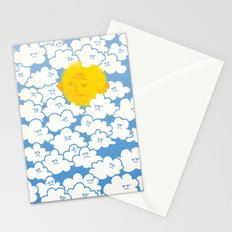 Cloud Control Stationery Cards