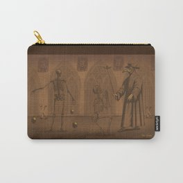 The Plague Doctor Carry-All Pouch