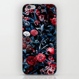 EXOTIC GARDEN - NIGHT X iPhone Skin